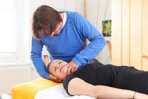 Crafta-Therapie / Physiotherapie am Kiefer
